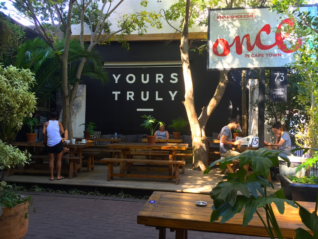 Once in Cape Town Review | South Africa | Wade and Sarah