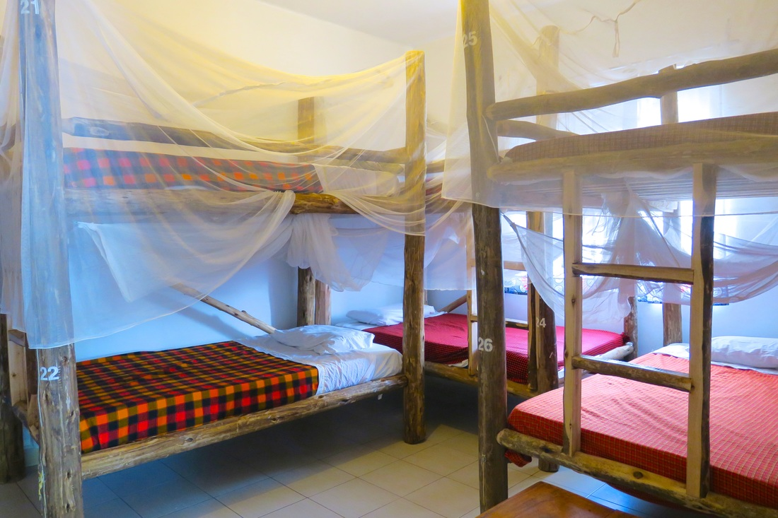 Fat Cat Hostel Review | Kampala | Wade and Sarah