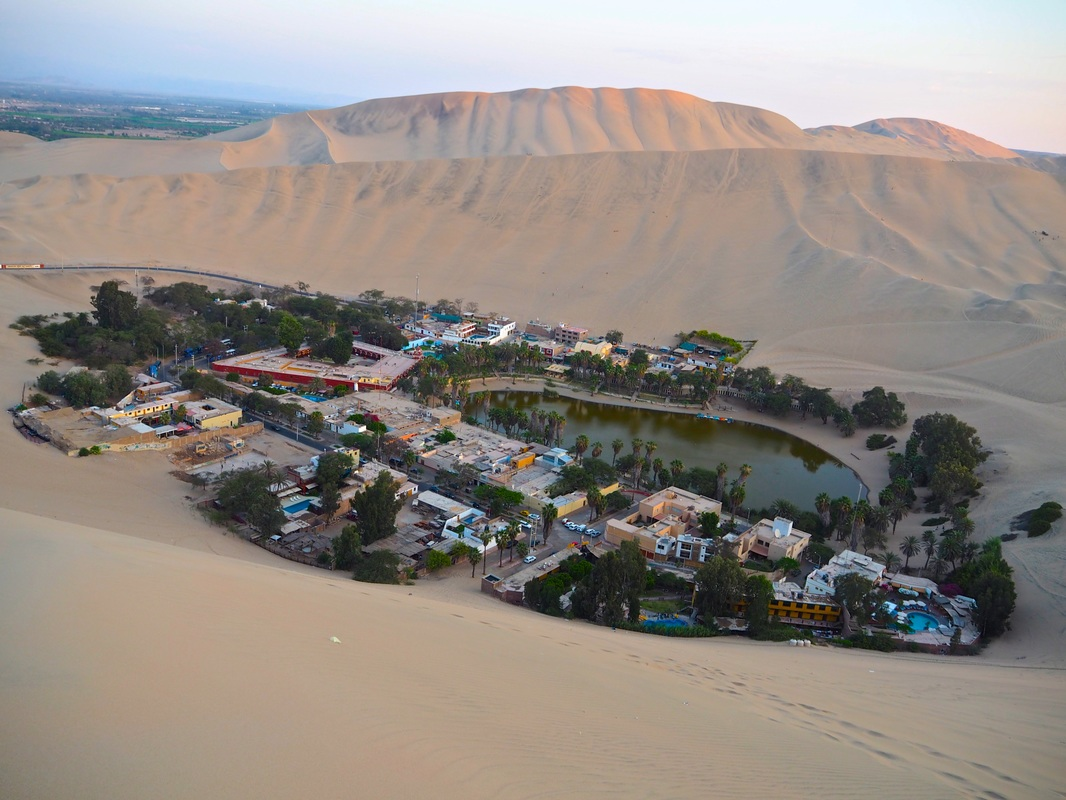 Casa De Arena | Huacachina | Wade and Sarah