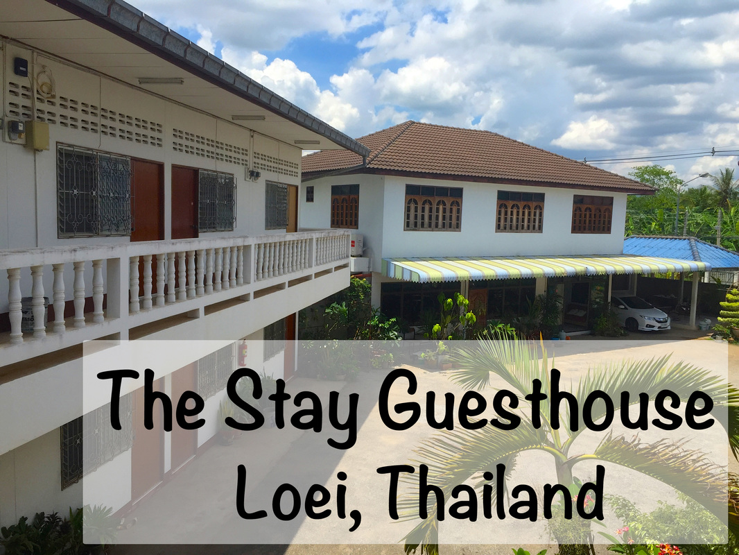 The Stay Guesthouse | Loei | Hostel Review